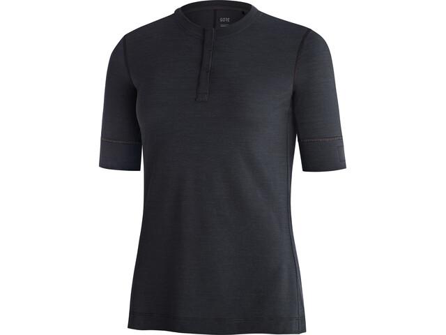 GORE WEAR Explr Shirt Women, negro